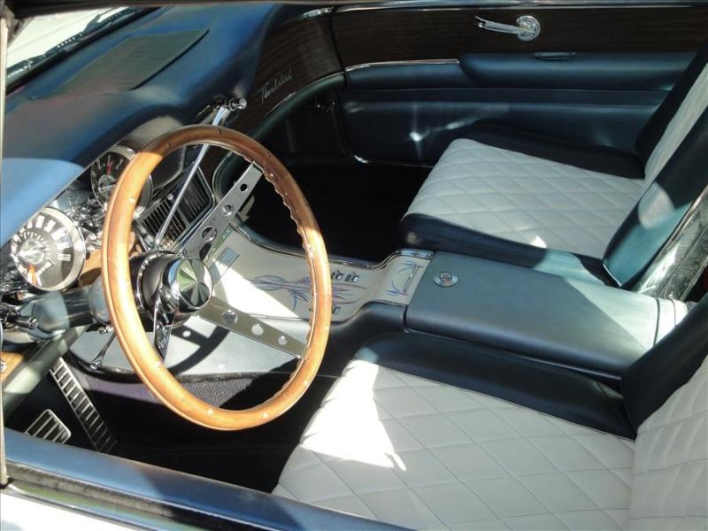 Ford Thunderbird 1961 - 1963 custom & mild custom Koa14911
