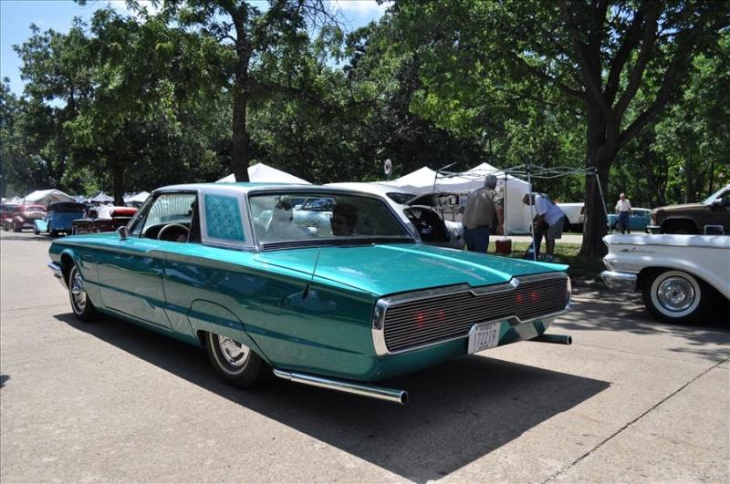 Ford Thunderbird 1964- 1966 custom & mild custom Koa15111