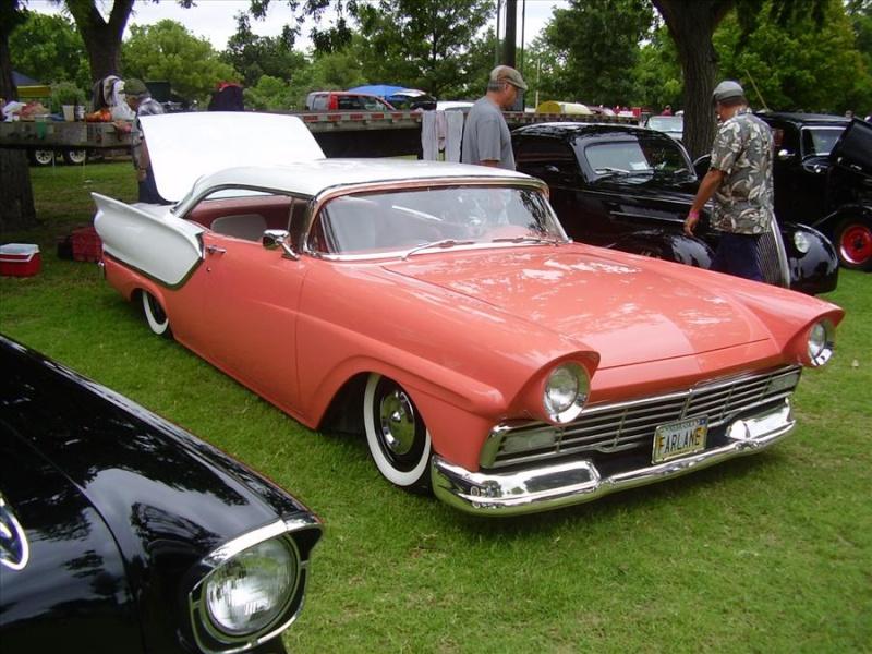 Ford 1957 & 1958 custom & mild custom  Koa15210