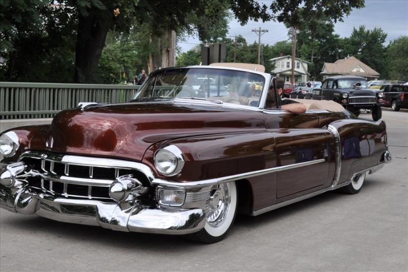 Cadillac 1948 - 1953 custom & mild custom Koa16210