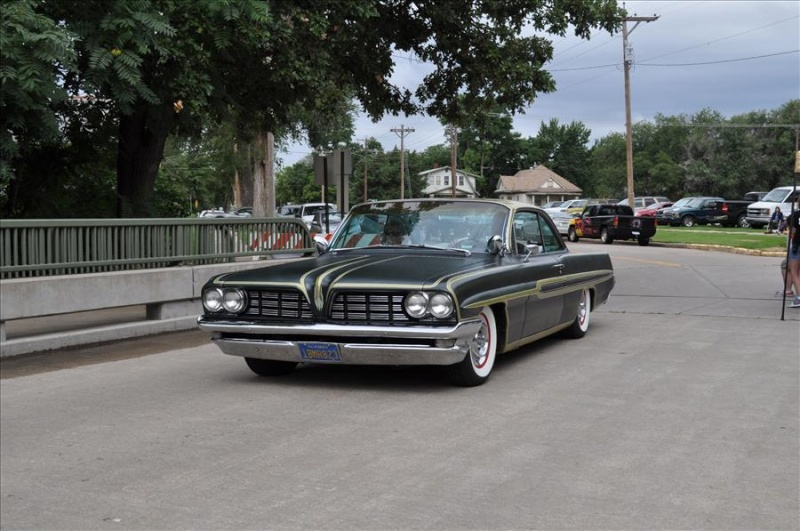 Pontiac 1959 - 62 custom & mild custom Koa18212