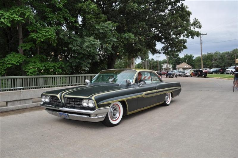 Pontiac 1959 - 62 custom & mild custom Koa18213