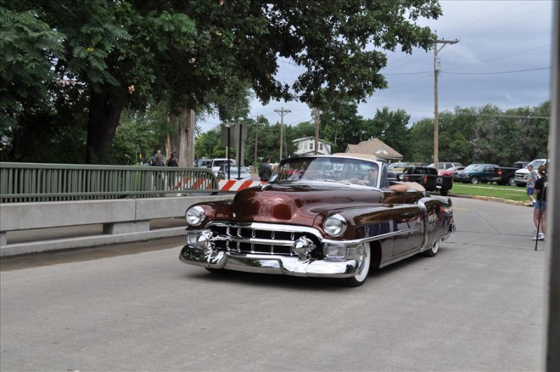 Cadillac 1948 - 1953 custom & mild custom Koa18312