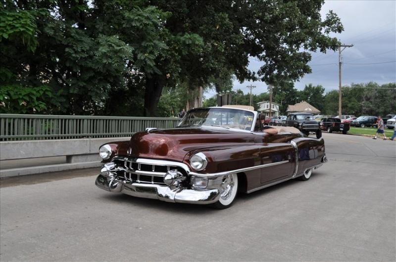Cadillac 1948 - 1953 custom & mild custom Koa18313