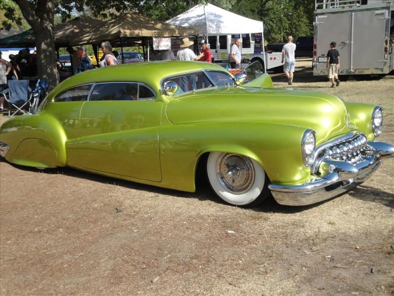 Buick 1943 - 49 custom & mild custom Koa18710