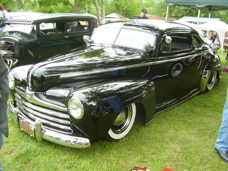 Ford & Mercury 1941 - 1948 customs & mild custom - Page 2 Koa19010