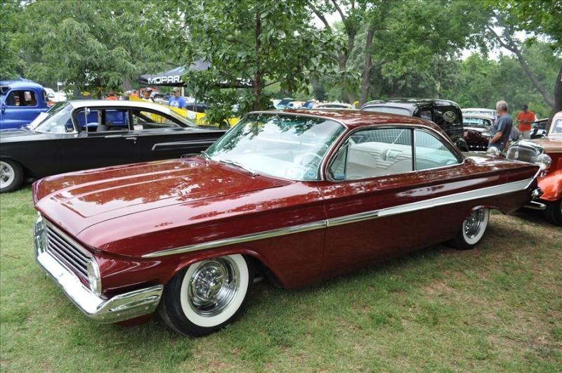 Chevrolet 1961 - 64 custom and mild custom Koa20510