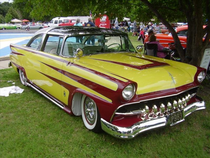 Ford 1955 - 1956 custom & mild custom Koa24110