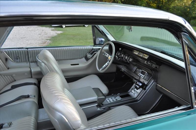 Ford Thunderbird 1964- 1966 custom & mild custom Koa24212