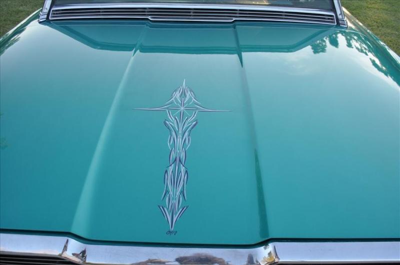 Ford Thunderbird 1964- 1966 custom & mild custom Koa24312