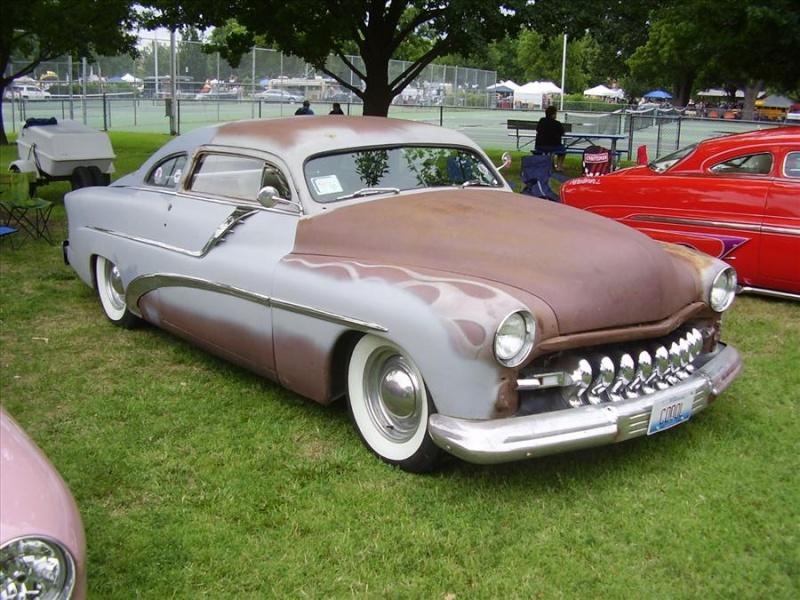 Mercury 1949 - 51  custom & mild custom galerie - Page 6 Koa24410