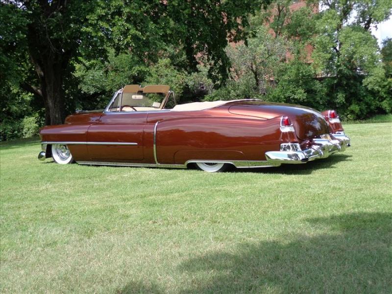 Cadillac 1948 - 1953 custom & mild custom Koa24710