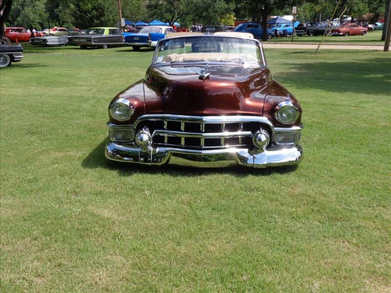 Cadillac 1948 - 1953 custom & mild custom Koa24815