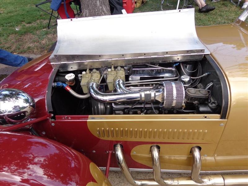 Sixties show rods &  Custom Rods Koa24912