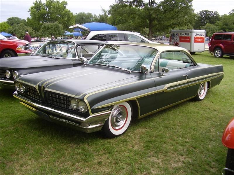 Pontiac 1959 - 62 custom & mild custom Koa25210