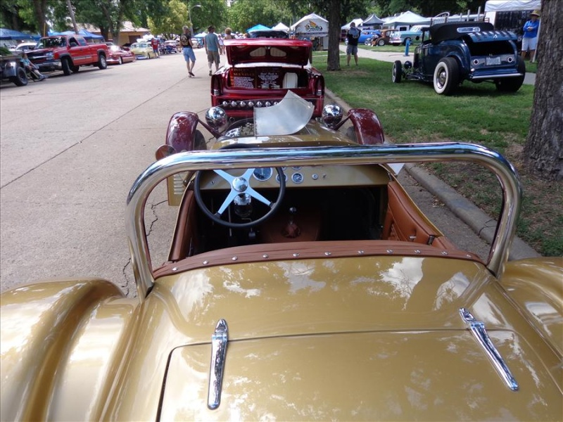 Sixties show rods &  Custom Rods Koa25212