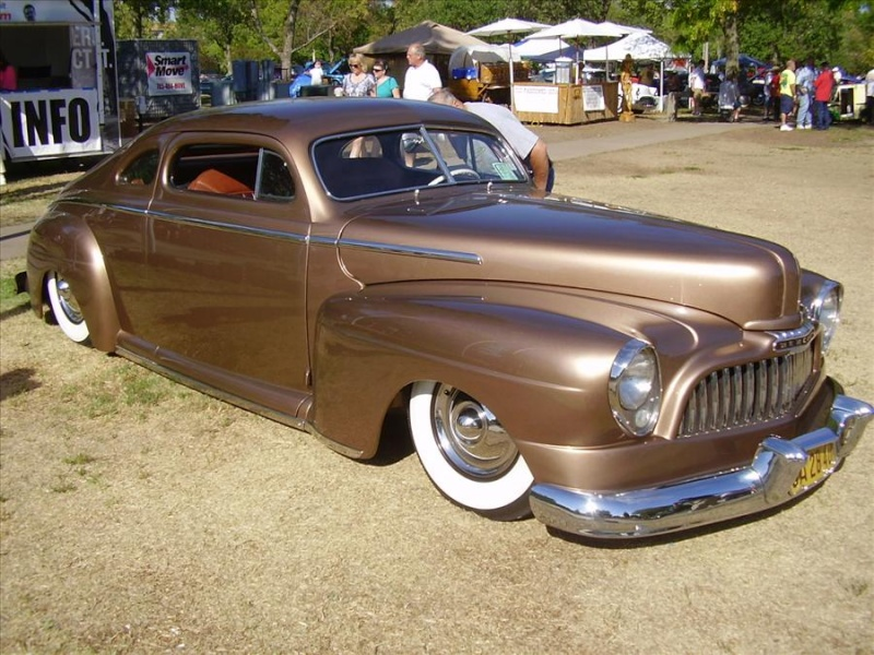 Ford & Mercury 1941 - 1948 customs & mild custom Koa25810
