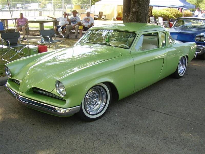 Studebaker custom & mild custom Koa28410
