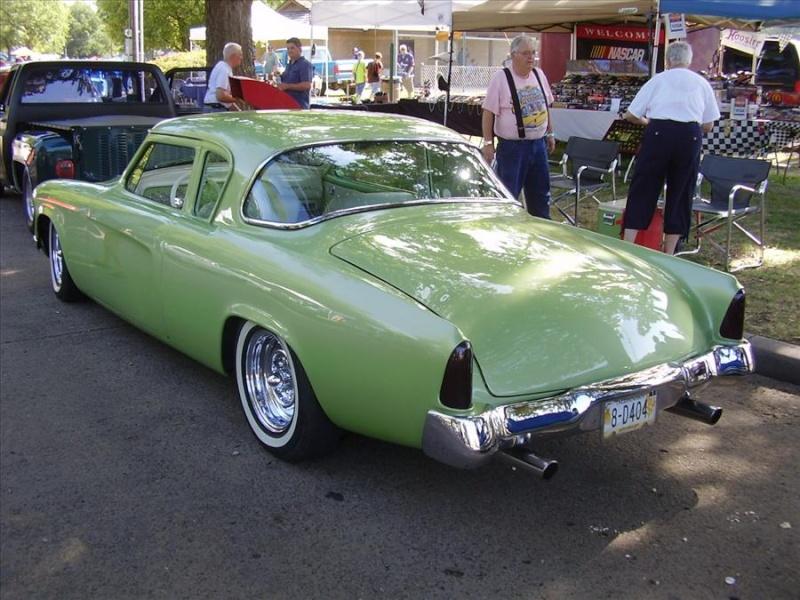 Studebaker custom & mild custom Koa28510