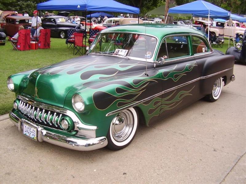 Chevy 1953 - 1954 custom & mild custom galerie - Page 4 Koa28910