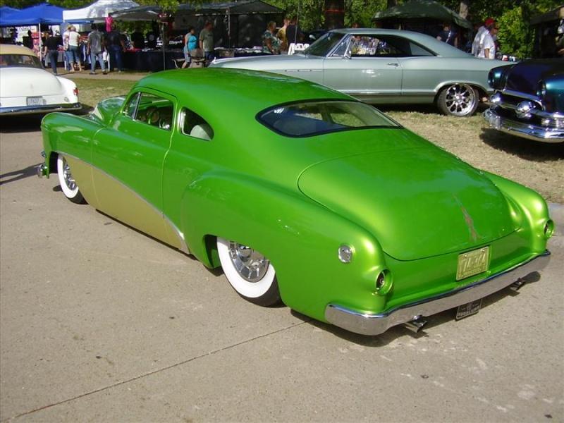 Pontiac 1949 - 54 custom & mild custom Koa29110