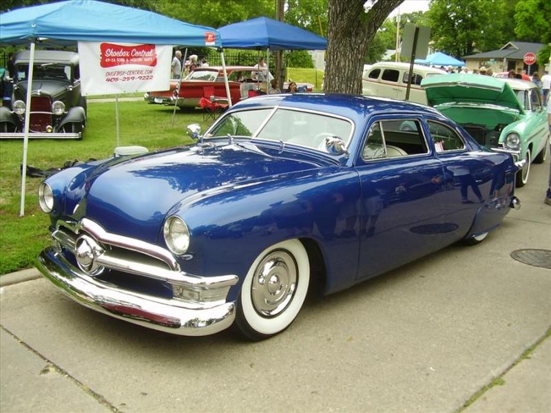 Ford 1949 - 50 - 51 (shoebox) custom & mild custom galerie - Page 4 Koa29310