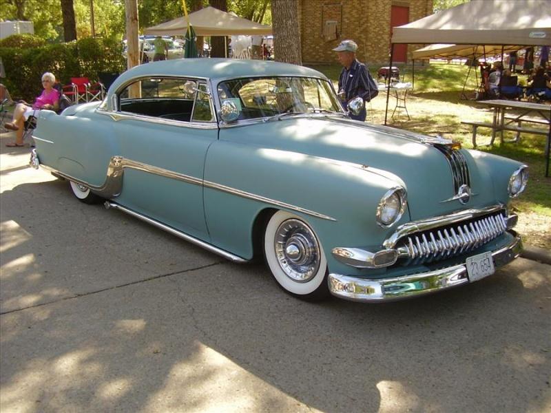 Pontiac 1949 - 54 custom & mild custom Koa29910