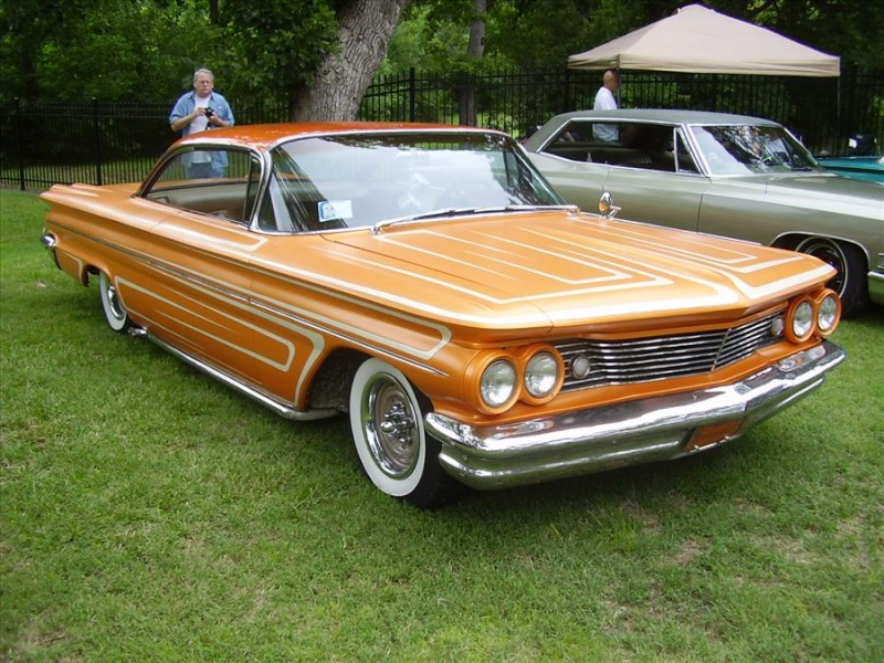 Pontiac 1959 - 62 custom & mild custom Koa30710