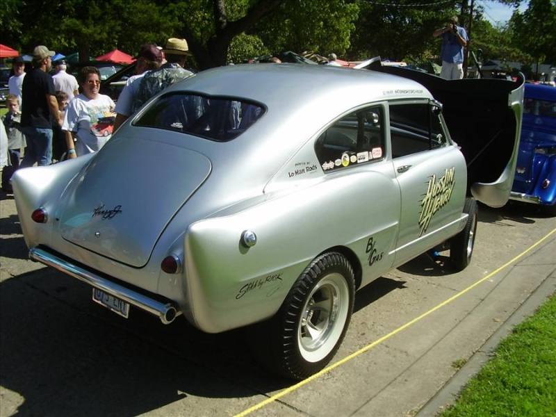 Amc, Kaiser, Rambler, Nash, Hudson, Studebaker gassers Koa35110