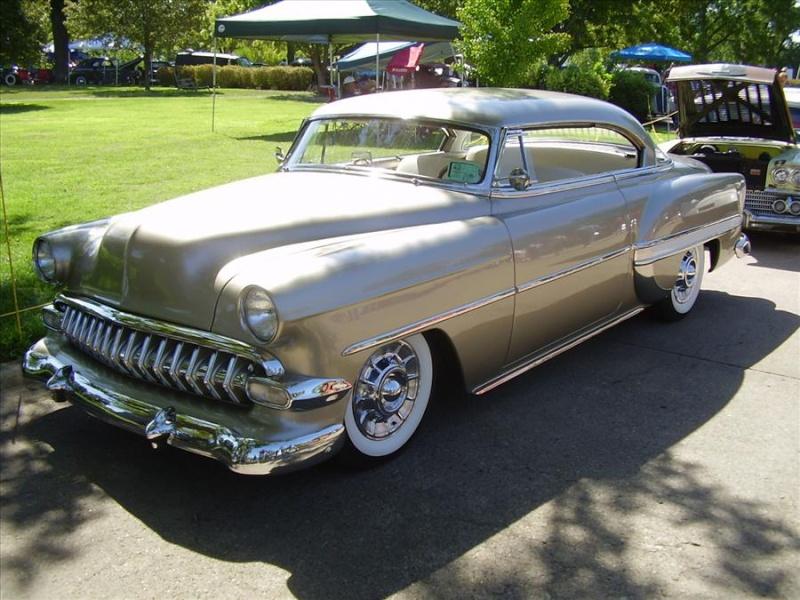 Chevy 1953 - 1954 custom & mild custom galerie - Page 4 Koa38110