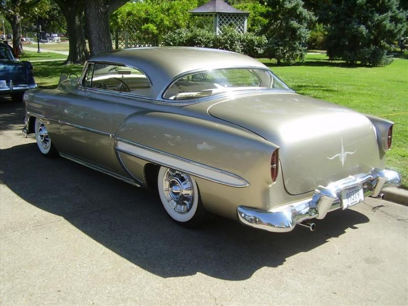 Chevy 1953 - 1954 custom & mild custom galerie - Page 4 Koa38210