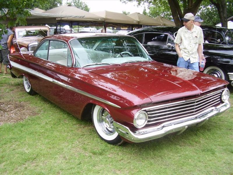 Chevrolet 1961 - 64 custom and mild custom Koa41610