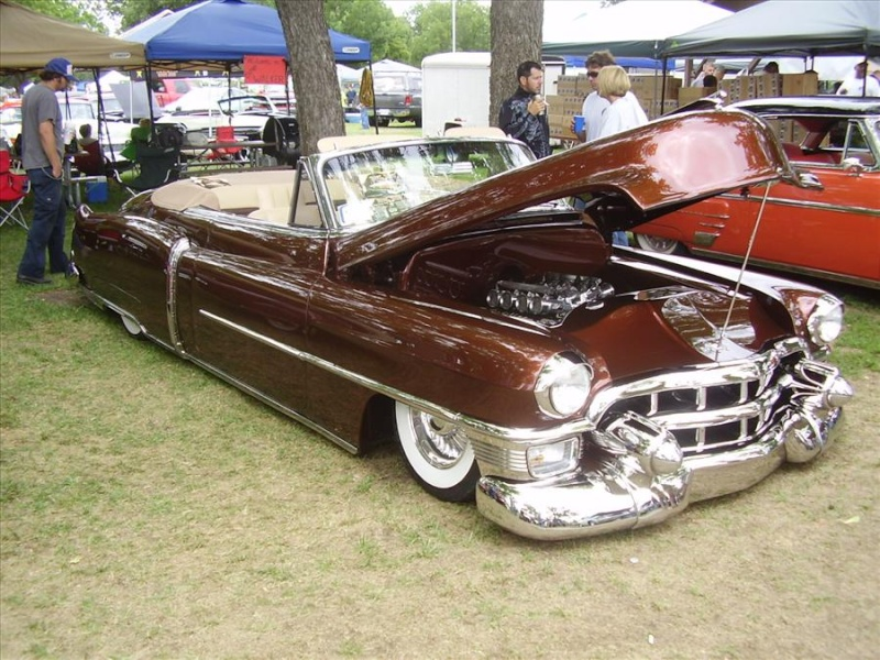 Cadillac 1948 - 1953 custom & mild custom Koa42110