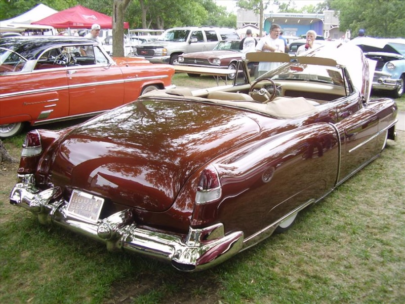 Cadillac 1948 - 1953 custom & mild custom Koa42410