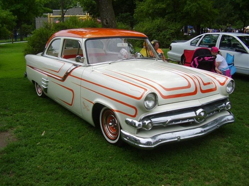 Ford 1952 - 1954 custom & mild custom - Page 2 Koa43411