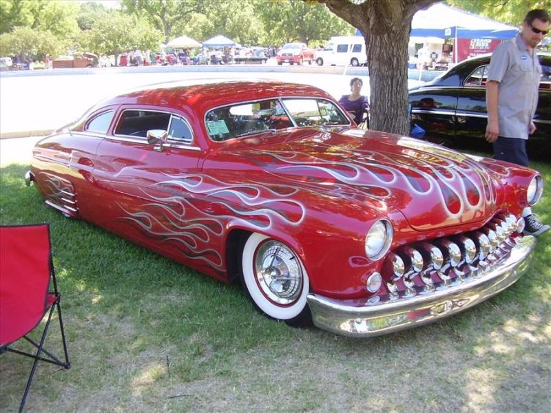 Mercury 1949 - 51  custom & mild custom galerie - Page 6 Koa43810