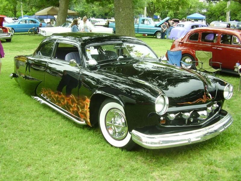Ford 1949 - 50 - 51 (shoebox) custom & mild custom galerie - Page 5 Koa45010