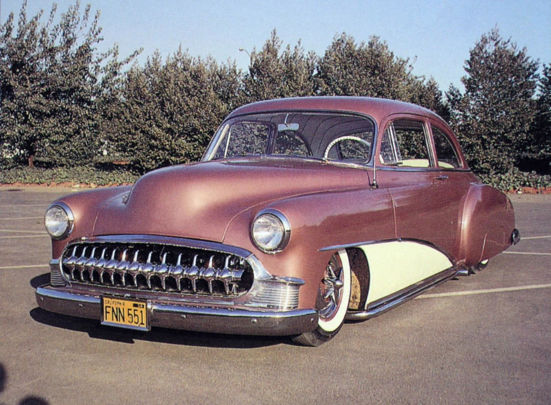 Chevy 1949 - 1952 customs & mild customs galerie - Page 5 Larry-10