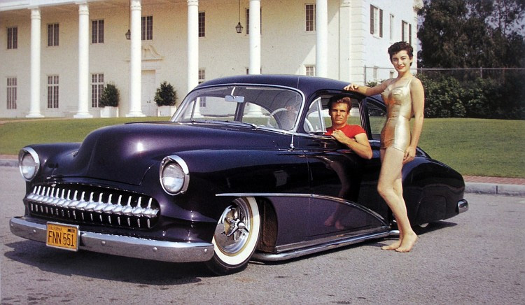Chevy 1949 - 1952 customs & mild customs galerie - Page 5 Larry-11