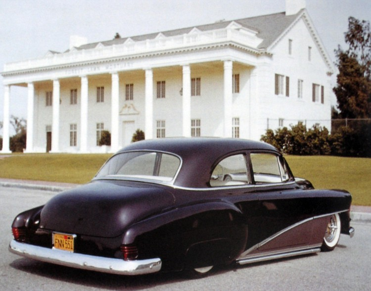 Chevy 1949 - 1952 customs & mild customs galerie - Page 5 Larry-12