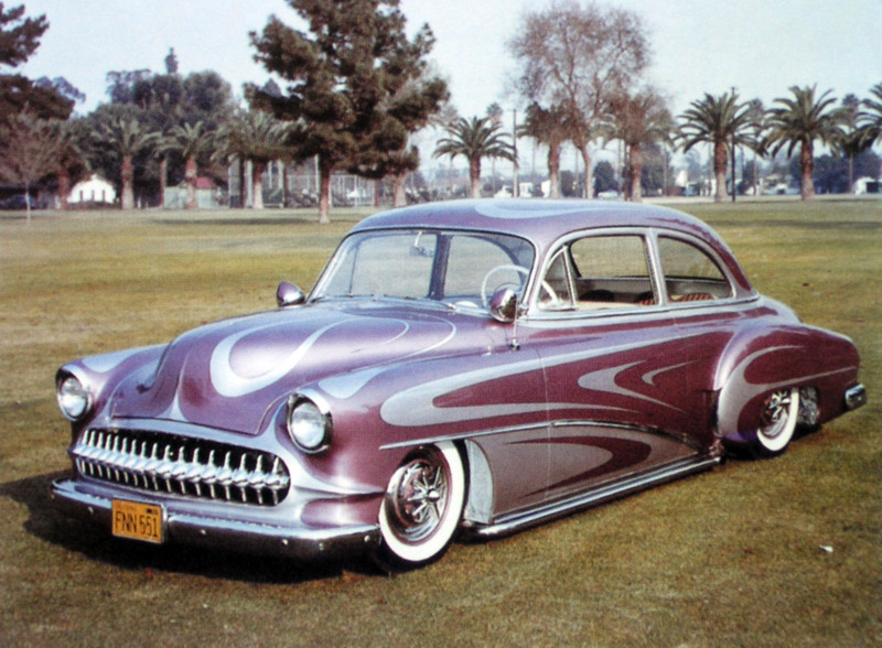 Chevy 1949 - 1952 customs & mild customs galerie - Page 5 Larry-14