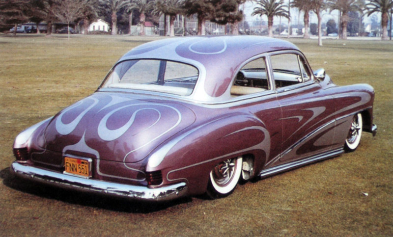 Chevy 1949 - 1952 customs & mild customs galerie - Page 5 Larry-15