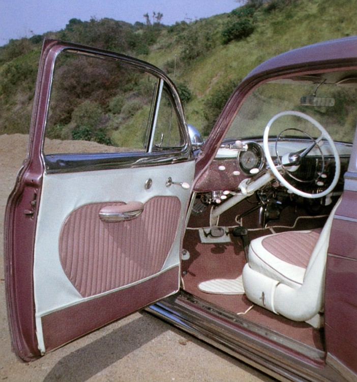 Chevy 1949 - 1952 customs & mild customs galerie - Page 5 Larry-17
