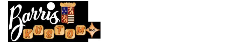 Barris.com - site web de George Barris Logo10