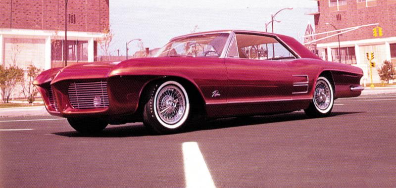 1963 Buick Riviera - XP 600 -  Jack Florence Merle-10