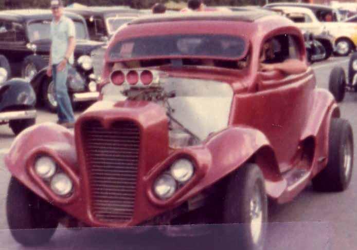 Sixties show rods &  Custom Rods Nat04910