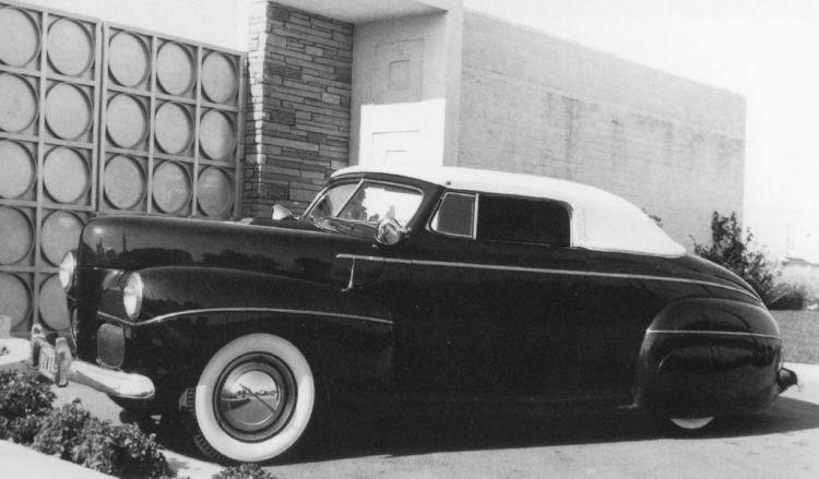 custom cars in the street ( 1950's & 1960's) P1160110