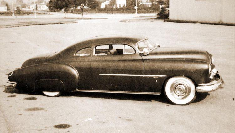 custom cars in the street ( 1950's & 1960's) P1300011