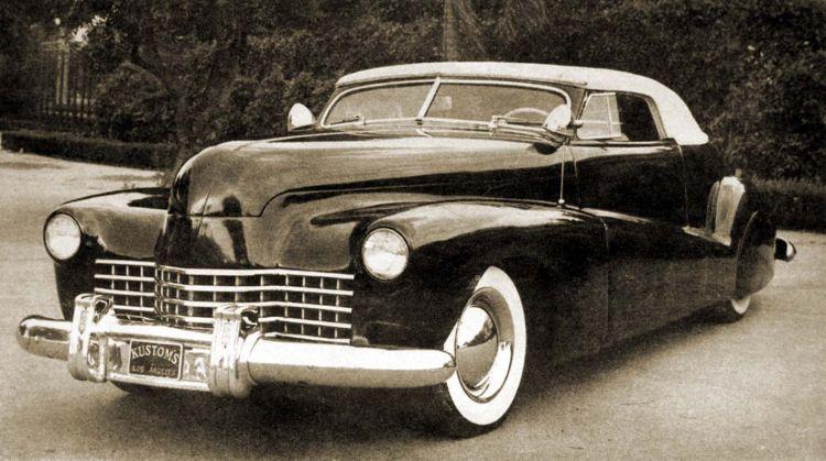 custom cars in the street ( 1950's & 1960's) P2270010