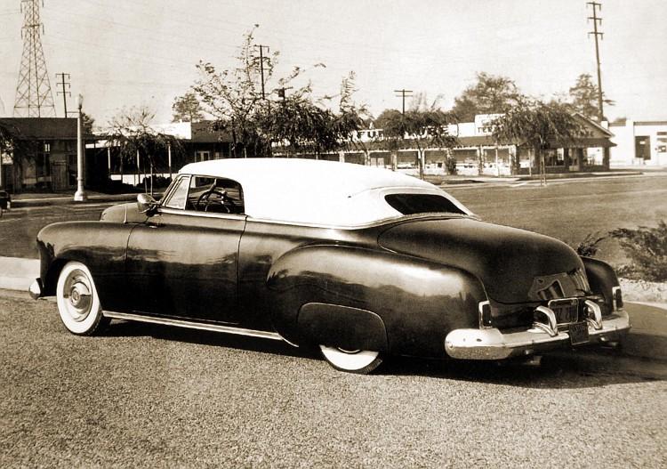 custom cars in the street ( 1950's & 1960's) P3060010